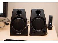Logitech Z130 PC computer speakers
