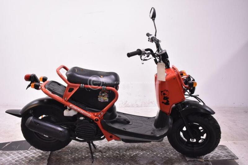 2004 Honda NPS50 Zoomer 50 Unregistered JAP Import Funnky Little Scooter Project