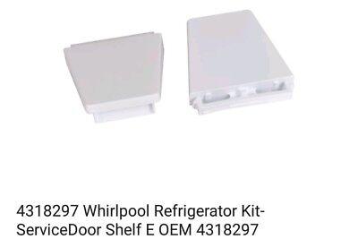 Запчасти и аксессуары 4318297 Whirlpool Refrigerator