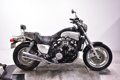 1993 Yamaha VMX1200 VMAX Unregistered JAP Import Barn Find Classic Restoration