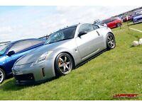 Nissan 350z GT 3.5 V6 2004. FSH 66K Miles (Lower Tax Bracket)