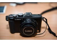 CAMERA - Panasonic Lumix DMC LX7 Perfect Condition!