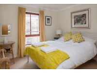 Popular Edinburgh Central located 2 bedroom self catering flat for holiday let–High Riggs - Sleep 5