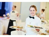 Waiters and Waitresses required, immediate start, central london