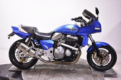 1999 Honda CB1300 X4 Unregistered JAP Import Barn Find Running Muscle Bike Proj