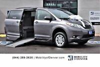 Miniature 1 Voiture Asiatique d'occasion Toyota Sienna 2014