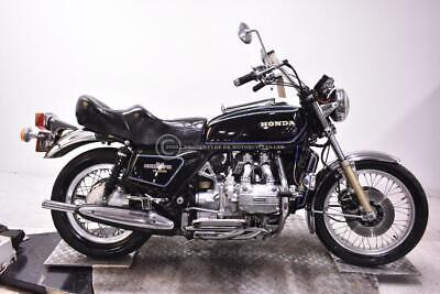 1977 Honda GL1000 Goldwing Unregistered US Import Barn Find Classic To Restore