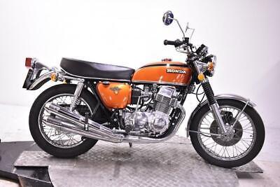 1972 Honda CB750K2 UK Registered US Import Lovely Restored Classic Collectable