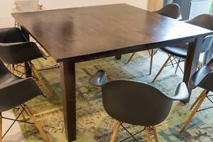 Solid wood dining table (square) Berwick Casey Area Preview