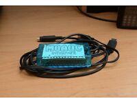 M0AQC Interface for Yaesu FT-450/FT950 etc