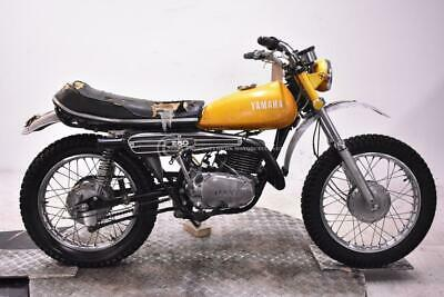 1972 Yamaha DT2 250 Unregistered US Import Barn Find Classic Restoration Project