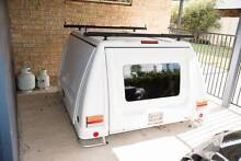Flexiglass Canopy Service Pod (fits Hilux Extra Cab 2010 model) Marcoola Maroochydore Area Preview