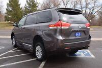 Miniature 7 Voiture Asiatique d'occasion Toyota Sienna 2014