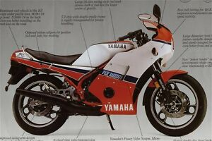 WANTED  yamaha rz 350 parts or complete bike