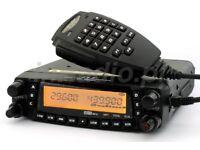 tyt th-9800 pro quad band radio and extras