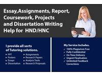 URGENT HELP FOR HND/HNC/DISSERTATION/REPORT/COURSEWORK/PROJECT/ASSIGNMENTS/ESSAY