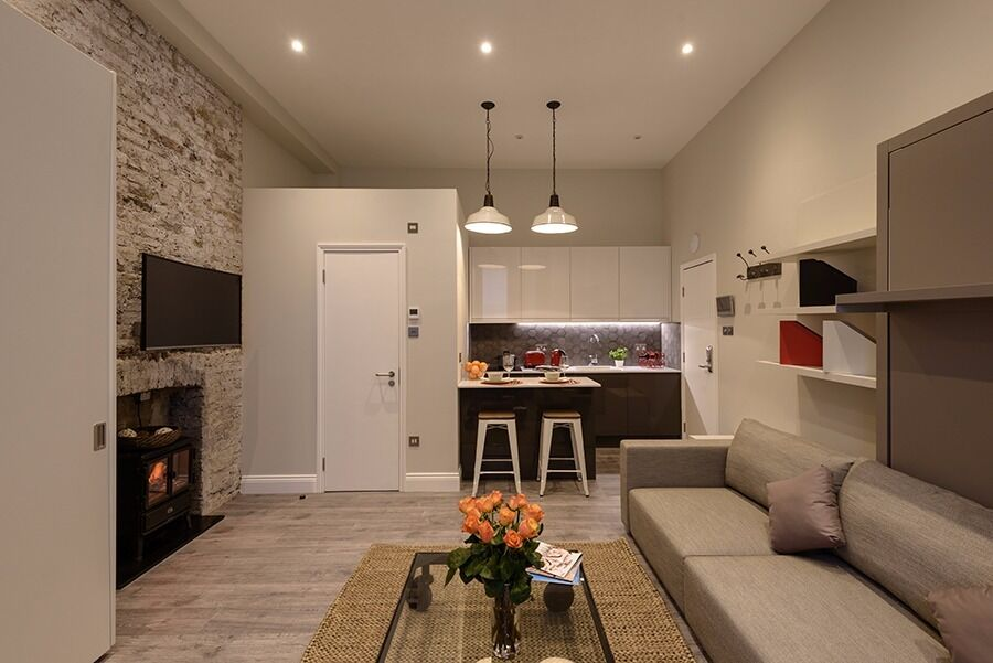 Modern studio available in January - West Hampstead - bills included 113 2