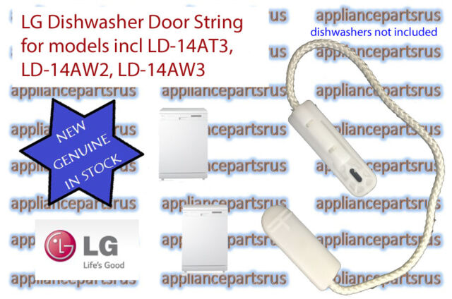 LG Dishwasher Door Connector Assembly Part 4933ED3002A NEW - GENUINE - IN STOCK