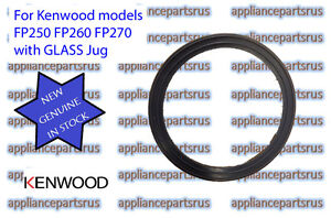 Kenwood-Blender-Seal-Part-712525-suits-models-FP250-FP260-FP270-with-GLASS-Jug