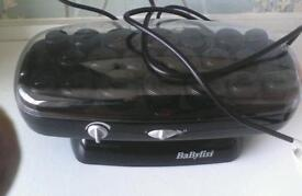 Babyliss thermo caramic rollers