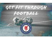 GET FIT THROUGH FOOTBALL