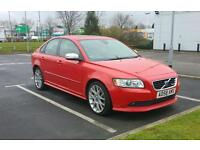 VOLVO S40 R-DESIGN POWERSHIFT SPORT D AUTO 1998CC,ONLY DONE *65K* MILES