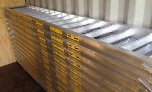 NEW 3.5 tonne aluminium LOADING RAMPS (extra wide) Darra Brisbane South West Preview