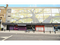 W3: Spacious A4 Commercial Property on busy high street, ideal for bar / cafe