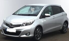 63 Plate Toyota Yaris VVT-I Trend 1.3 low miles