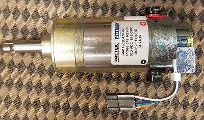 Ametek Pittman Motor Gm14902e470-r2 30.3vdc Rev D