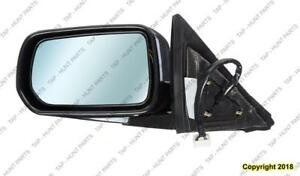 Door Mirror Power Driver Side Heated/Memory Acura TL 2002-2003