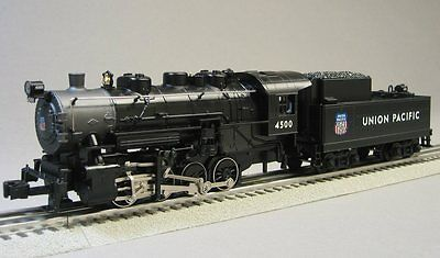 LIONEL UNION PACIFIC OVERLAND FLYER STEAM ENGINE & TENDER o gauge train 6-30188E