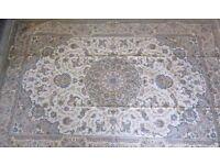 Beautiful Persian Carlucci (rug). brand new