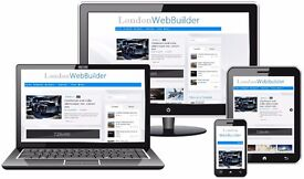 AFFORDABLE PROFESSIONAL WEBDESIGN in London to SUIT ANY BUDGET