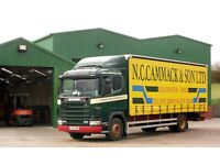 Administrator for busy Transport & Warehousing office