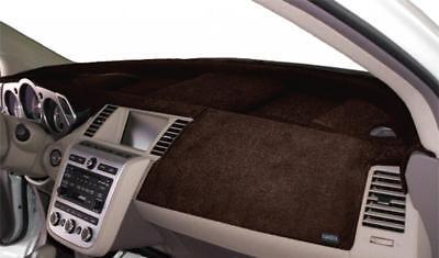 Acura TL 2007-2008 Velour Dash Board Cover Mat Dark Brown