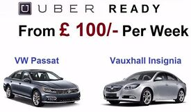 PCO Car Hire/Rent Insignia / Passat / Toyota Prius - From £100 *** UBER READY **
