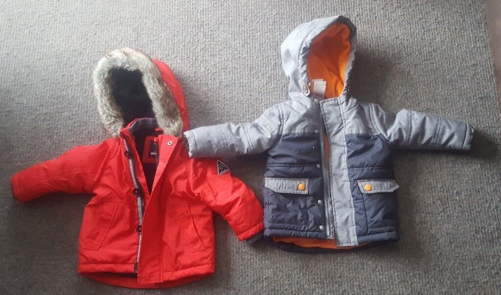 9582b3c6559f 9 -to- 12 month winter coats (BOY)