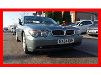 2004 BMW 7 Series 3.0 730d Sport 4dr --- Diesel --- Hpi clear --- Automatic --- 5 Doors --- BMW
