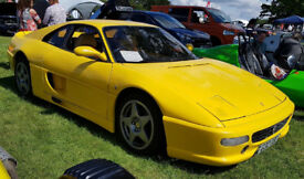 FERRARI REPLICA BASED ON MR2