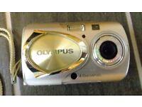 OLYMPUS CAMEDIA CAMERA 400 DIGITAL