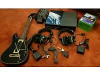 Xbox one plus loads extra
