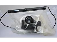 Ewa Marine Waterproof Camera Protection for DSLR/SLR Cameras in excellent condition
