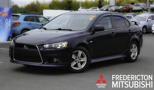 2014 Mitsubishi Lancer GT! LEATHER! SUNROOF! WARRANTY TO 2024!
