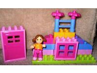 Mega Bloks – box of 'Mini Bloks' - £5