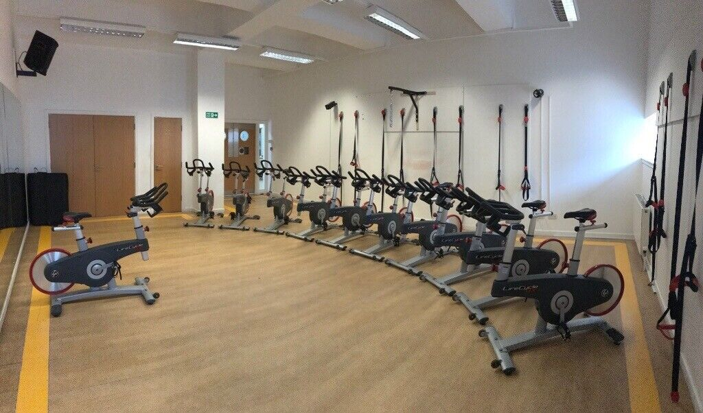 Studio hire available here at the fitness group glasgow in east