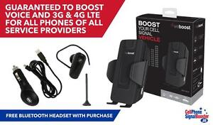 Wilson weBoost Drive 4G-S 470107 Cradle Booster Kit New