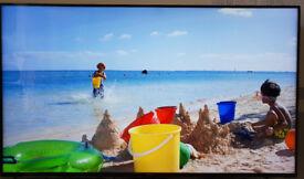 """SAMSUNG 48"""" 4K 3D LED SMART TV"""