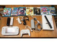 Nintendo Wii U + Games + Accessories - MAKE A SENSIBLE OFFER!