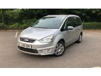 2011 FORD GALAXY 2.0 TDCI DIESEL AUTOMATIC 7 SEATER PCO BADGE UBER XL READY CAR HPI CLEAR FSH